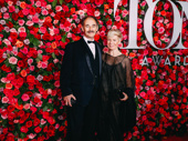 Farinelli and the King's Tony-nominated star Mark Rylance and scribe Claire van Kampen.