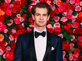 Angels in America's Andrew Garfield is ready for Broadway's biggest night.