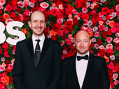 Harry Potter and the Cursed Child's Tony-nominated scribe Jack Thorne and director John Tiffany are ready to make some Tony magic.