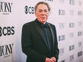 Andrew Lloyd-Webber is honored with a special Tony Award for Lifetime Achievement.