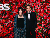 The Band's Visit Tony nominee Tony Shalhoub and his wife Brooke Adams step out.
