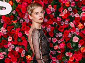 Angels in America Tony nominee Denise Gough stuns on the red carpet.