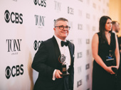 Angels in America star Nathan Lane wins Best Featured Actor in a Play.