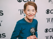 Three Tall Women star Glenda Jackson wins Best Leading Actress in a Play.