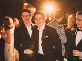 Harry Potter and the Cursed Child's Tony nominee Anthony Boyle and co-star Sam Clemmett