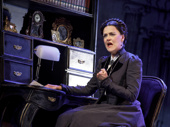Karen Mason as Madame Giry in the national tour of Love Never Dies.