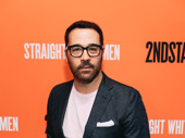 Entourage actor Jeremy Piven supports Straight White Men star and friend Armie Hammer.