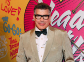 Broadway alum Bryan Batt looks dashing.