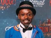 Moulin Rouge! cast member Sahr Ngaujah.