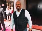 Hamilton star James Monroe Iglehart shows up.