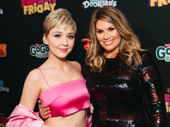 Invasion of the body-switchers! Congratulations to  Freaky Friday stars Cozi Zuehlsdorff and Heidi Blickenstaff.