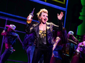 Orfeh as Kit De Luca in Pretty Woman: The Musical.