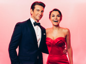 Andy Karl and Samantha Barks