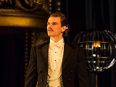 Jay Armstrong Johnson as Raoul in The Phantom of the Opera.