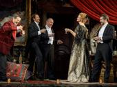 The cast of Bernhardt/Hamlet.