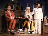 Max Gordon Moore, Johanna Day and Alexandra  Billings in The Nap