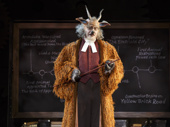 Chad Jennings as Doctor Dillamond in Wicked