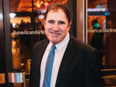 Tony nominee Richard Kind steps out for the night.