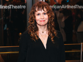 Broadway alum Sally Murphy supports Bernhardt/Hamlet.
