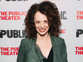 Tony-winning director Rebecca Taichman supports the show.