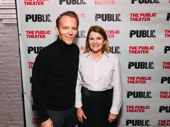 Girl From the North Country co-stars Stephen Bogardus and Mare Winningham get together.