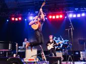 Elsie Fest creator Darren Criss channels his inner rockstar.