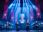 The North American touring company of Miss Saigon, photo by Matthew Murphy