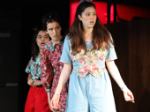 Midori Francis Kyeoung, Abby Corrigan as Abby and Nicole Rodenburg as Lindsay in Usual Girls.