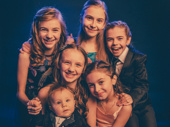 Carly Gold, Brooklyn Shuck, Matilda Lawler, Willow McCarthy, Rafael West Valles and Bella May Mordus.