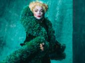 Isabel Keating as Madame Morrible.