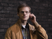Lucas Hedges as Daniel Reed in The Waverly Gallery.
