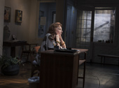Elaine May as Gladys Green in The Waverly Gallery.