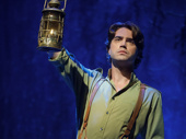 Ryan McCartan as Fiyero in Wicked.