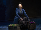 Laura Benanti as Eliza Doolittle in My Fair Lady.