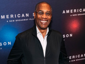 Actor Joe Morton supports American Son's Kerry Washington who he work with on Scandal.