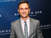 Former Scandal co-star and upcoming Network star Tony Goldwyn supports Kerry Washington.