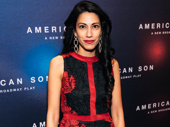 Huma Abedin, who was the Vice chair of Hillary Clinton's 2016 campaign for President of the United States, attends the new drama.