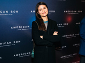 Tony nominee Phillipa Soo supports her husband Steven Pasquale.