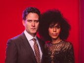 Steven Pasquale and Kerry Washington play Scott Connor and Kendra Ellis-Connor, respectively.
