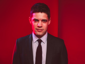 Jeremy Jordan plays Officer Paul Larkin.