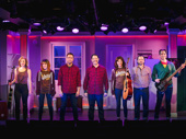 The cast of The Other Josh Cohen.
