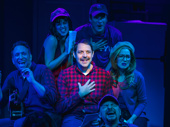 Steve Rosen and the cast of The Other Josh Cohen.