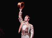 Current Phantom of the Opera star Jay Armstrong Johnson plays Bobby.