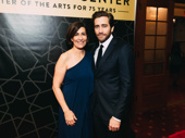 Jeanine Tesori and Jake Gyllenhaal worked together on another City Center limited engagement, 2016's Sunday in the Park with George.