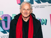 Tony nominee Victor Garber supports his friends and former co-stars Beth Leavel, Christopher Sieber and Brooks Ashmanskas.