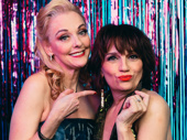 Angie Schworer and Beth Leavel.