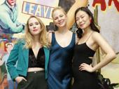 The Hard Problem's Nina Grollman, Adelaide Clemens and Karoline Xu get together.
