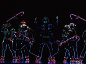 Light Balance in The Illusionists - Magic of the Holidays