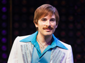 Jarrod Spector as Sonny Bono in The Cher Show.