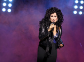Stephanie J. Block as Star in The Cher Show.